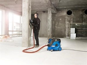 Строительные пылесосы Nilfisk Professional