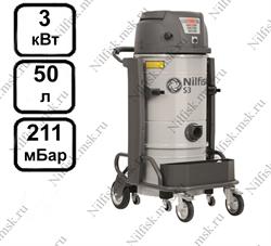 Промышленный пылесос Nilfisk S3 L50 MC (3 кВт, 50 л.) - фото 10001