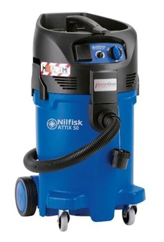 Пылесос для опасной пыли Nilfisk ATTIX 50-2M XC - фото 4932