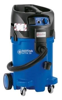 Пылесос для опасной пыли Nilfisk ATTIX 50-2H XC - фото 4956