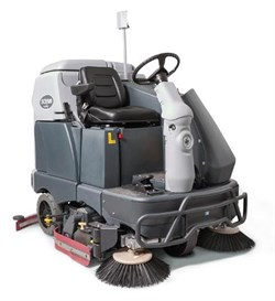 Поломоечная машина с сиденьем для оператора Nilfisk SC6500 1100C