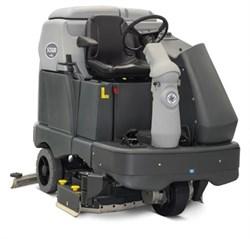 Поломоечная машина с сиденьем для оператора Nilfisk SC6500 1300D