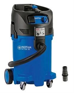 Пылесос для сухой и влажной уборки Nilfisk ATTIX 50-01 PC - фото 5536