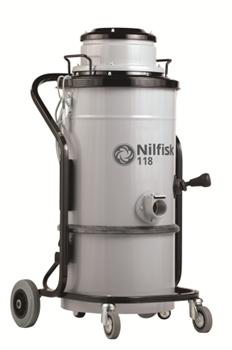 Промышленный пылесос Nilfisk 118 FN