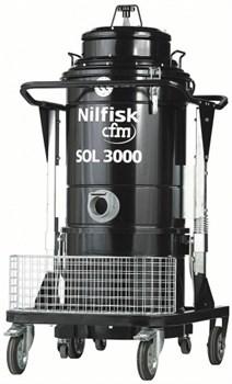 Промышленный пылесос Nilfisk SOL3000 FM - фото 6377