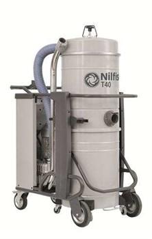 Промышленный пылесос Nilfisk T40 L100 GV CC - фото 6416