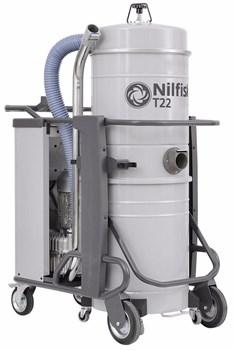 Промышленный пылесос Nilfisk T22 L100 - фото 6419