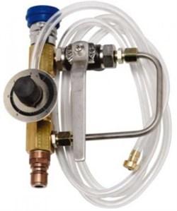 Пенный инжектор + с байпасом для моющих средств > 850 л/ч, нержавеющая сталь - фото 6787