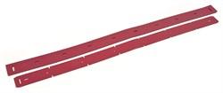 Задние вставки скребка RED GUM комплект - фото 7015
