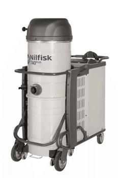 Промышленный пылесос Nilfisk T40PLUS L100 LC HE - фото 7113