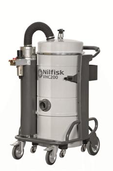 Промышленный пылесос Nilfisk VHC200 L100 - фото 7115