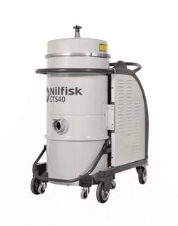Промышленный пылесос Nilfisk CTS40 LC - фото 7120