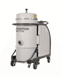 Промышленный пылесос Nilfisk CTS22 HC - фото 7123