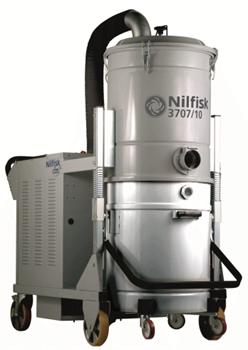 Промышленный пылесос Nilfisk 3707/10 5PP (7.5 кВт, 175 л.) - фото 7140