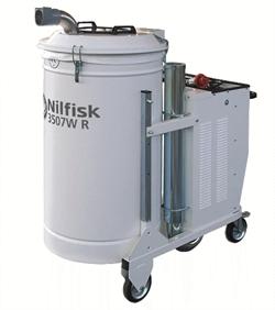 Промышленный пылесос Nilfisk 3507W R 5PP - фото 7146