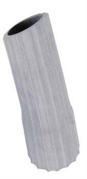 Диагональная трубчатая насадка, резина - фото 7799