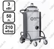 Промышленный пылесос Nilfisk S3B L50 (3 кВт, 50 л.)