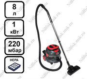 Пылесос для сухой уборки Viper DSU8-EU 8L