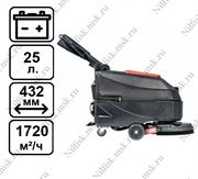 Аккумуляторная поломоечная машина Viper AS 4325B