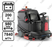 Поломоечная машина с сиденьем для оператора Viper AS 1050 R