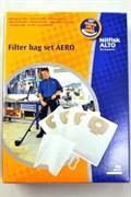 Флисовый фильтр-мешок (4 шт.) + Фильтр для влажной уборки (1 шт.)