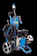 Бензиновая мойка высокого давления с автономным приводом MC 3C-180/750 PE T