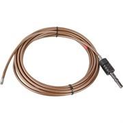 Шланг для чистки труб, без сопла, 10 м / шланг DN4 + адаптер к пистолету Ergo