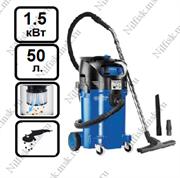 Пылеводосос с полуавтоматической очисткой фильтра Nilfisk ATTIX 50-21 PC (1.5 кВт, 50 л.,розетка)