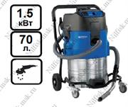 Пылеводосос без очистки фильтра Nilfisk ATTIX 751-21 (1.5 кВт, 70 л., розетка)