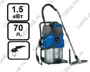 Пылеводосос без очистки фильтра Nilfisk ATTIX 751-71 (1.5 кВт, 70 л., розетка)