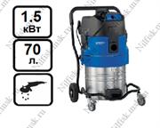 Пылеводосос без очистки фильтра Nilfisk ATTIX 751-61 (1.5 кВт, 70 л., розетка)