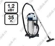 Пылеводосос без очистки фильтра Nilfisk VL100-35 (1.2 кВт, 35 л.)