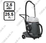 Пылеводосос без очистки фильтра Nilfisk VL500 55-2 BDF (2.5 кВт, 25.55 л.)