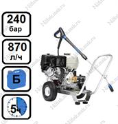 Автономная мойка высокого давления Nilfisk MC 5M-240/870 PE