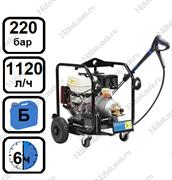 Автономная мойка высокого давления Nilfisk MC 7P-220/1120 PE PLUS