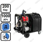 Автономная мойка высокого давления Nilfisk NEPTUNE 5-51DE
