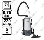 Ранцевый пылесос Nilfisk GD 5 Back HEPA (0,78 кВт, 5 л.)