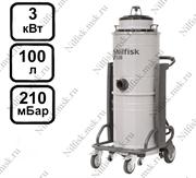 Промышленный пылесос Nilfisk S3B L100 FM (3 кВт, 100 л.)