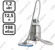 Промышленный пылесос Nilfisk IVT1000CR EU 230V (1.2 кВт, 12.5 л.)