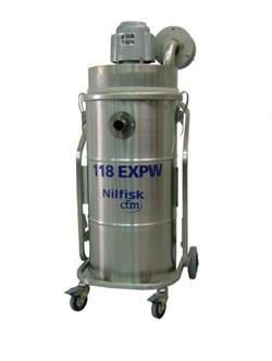 Промышленный пылесос Nilfisk 118 EXP AD - фото 6116