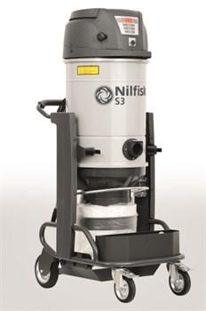 Промышленный пылесос Nilfisk S3 GU FM - фото 6177