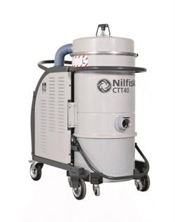 Промышленный пылесос Nilfisk CTS40 HC Z22 5PP